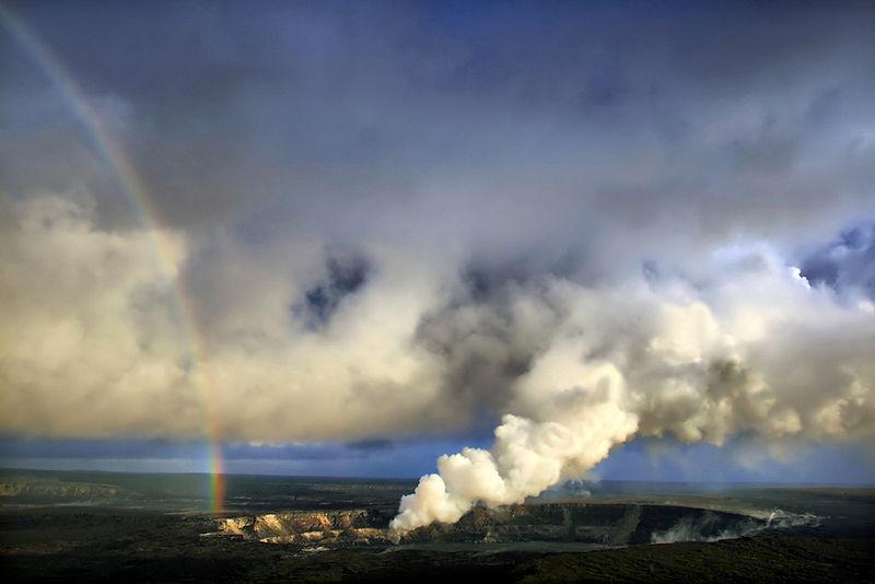 Kilauea Hawaje
