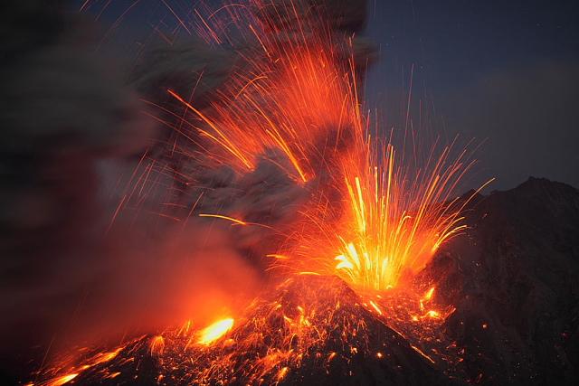vulkanutbrott japan