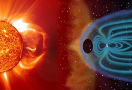 Burza geomagnetyczna