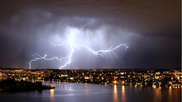 Burza nad Waszyngtonem