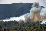 Pożary na Wyspach Kanaryjskich