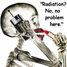 Nie, nie mam żadnych problemów z promieniowaniem