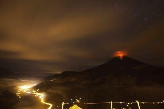 Ekwador - Wulkan Tungurahua 2