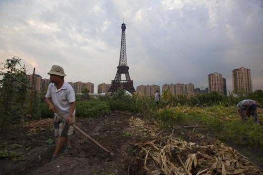 Chiny - Replika Paryża 3