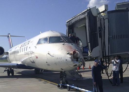 Little Rock Emergency Landing