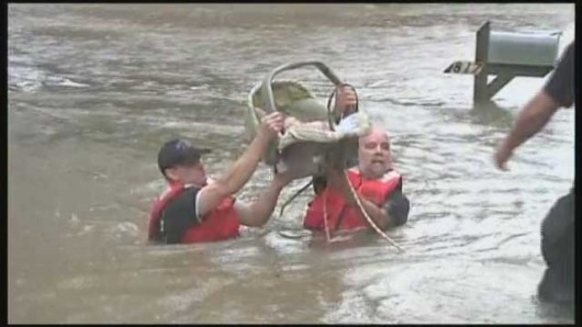USA - Powódź w Tennessee 4