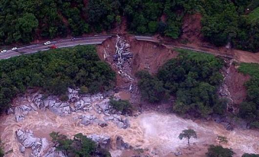 Meksyk - Ogromna powódź 10