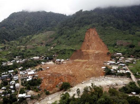 Meksyk - Ogromna powódź 2