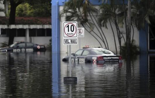 Meksyk - Ogromna powódź 6