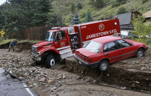 USA - Powódź w Kolorado 10