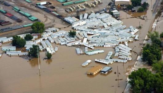 USA - Powódź w Kolorado 3