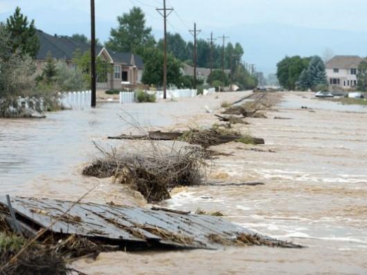 USA - Powódź w Kolorado 5