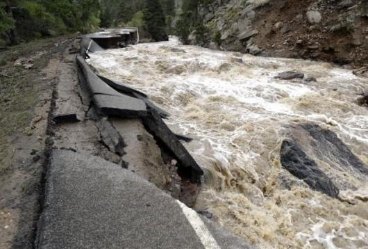 USA - Powódź w Kolorado 8