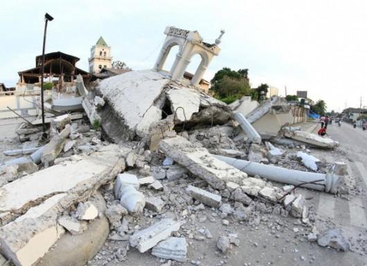 Filipiny - Po trzęsieniu ziemi 5