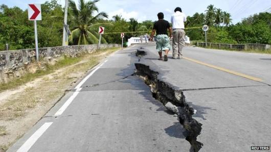 Filipiny - Po trzęsieniu ziemi 6