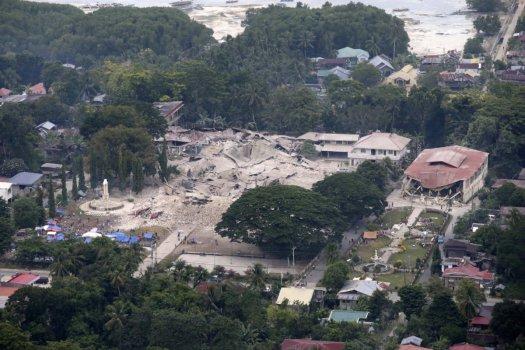 Filipiny - Po trzęsieniu ziemi