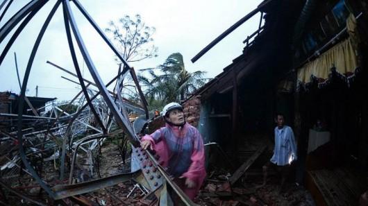 Wietnam - Tajfun