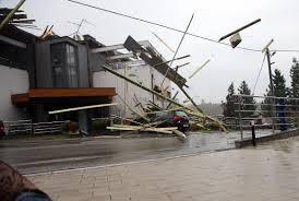 Chorwacja - Załamanie pogody i silny wiatr 3