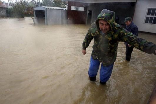 Chorwacja - Załamanie pogody i silny wiatr 4