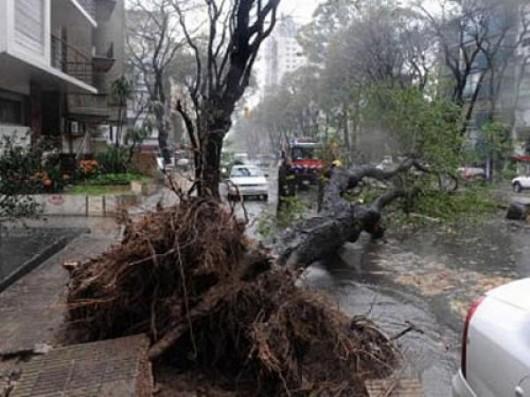 Chorwacja - Załamanie pogody i silny wiatr 5