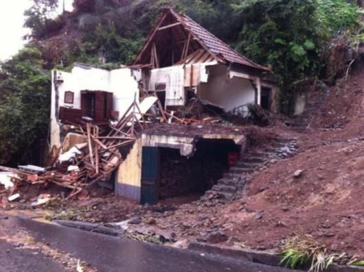 Portugalia - Załamanie pogody na Maderze 5