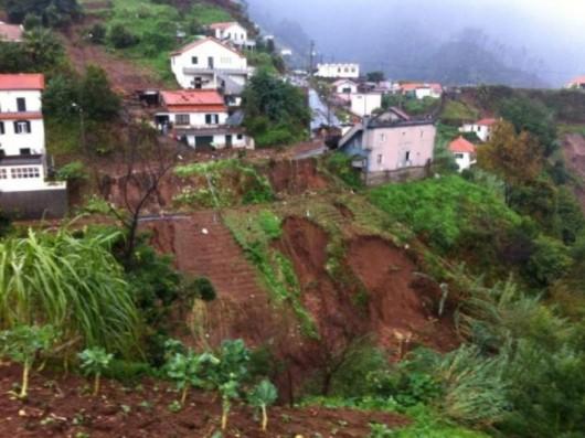 Portugalia - Załamanie pogody na Maderze 6