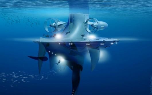 SeaOrbiter 4