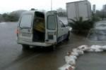 Hiszpania - Ulewny deszcz na Wyspach Kanaryjskich