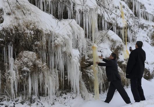 Jerozolima - Śnieg 6