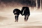 Rosja - Sachalin pod śniegiem 4