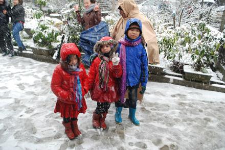 Wietnam - Śnieg 3
