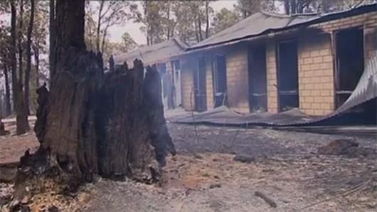 Perth fires