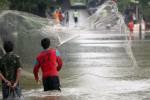 Indonezja - Dziesiątki miejscowości w Dżakarcie zostały zalane i podtopione po wyjątkowo obfitych opadach