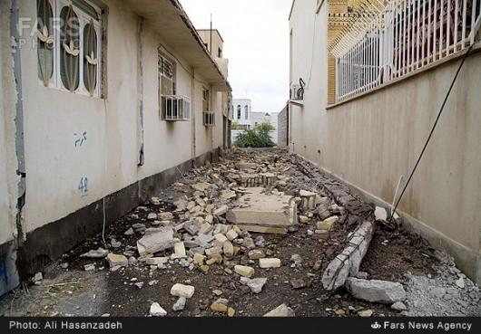 Iran - Silne wstrząsy 4