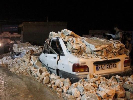 Iran - Silne wstrząsy 6