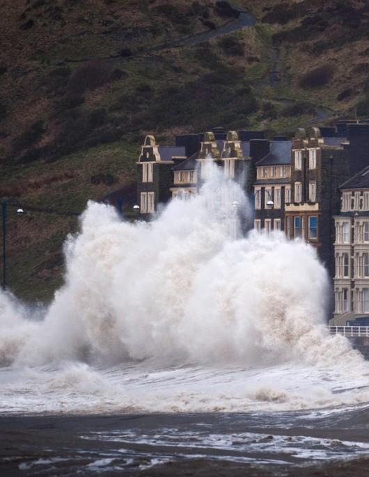 UK - Aberystwyth
