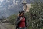 Erupcja wulkanu Sinabung - Sumatra 5