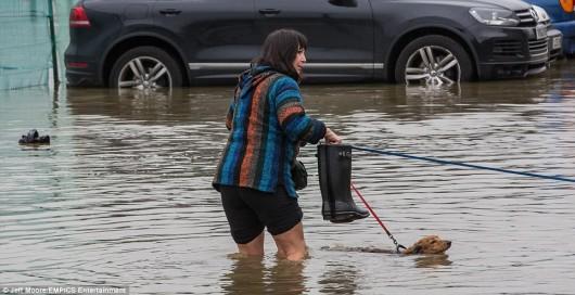 UK - Powódź 02