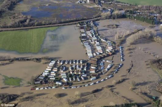 UK - Powódź 05