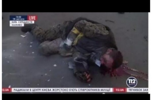 Ukraina - Demonstrcje 17