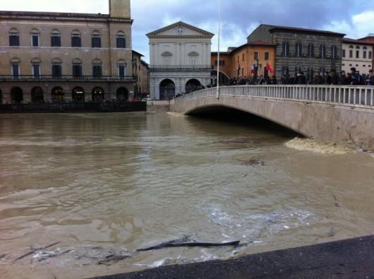 Włochy - Zalany Rzym 8