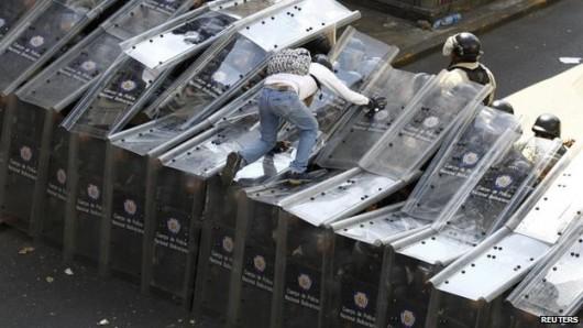 Wenezuela - Demonstracje antyrządowe 2