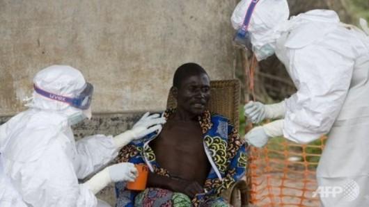 Gwine - Epidemia wirusa Ebola
