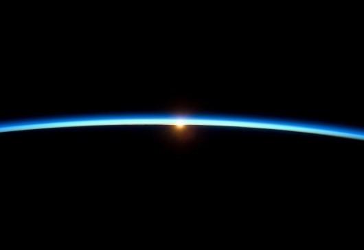 NASA - Zdjecie z ISS 01