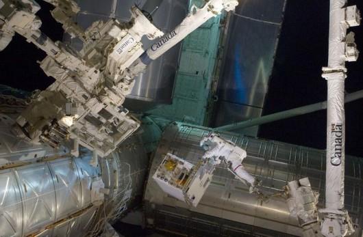 NASA - Zdjecie z ISS 02