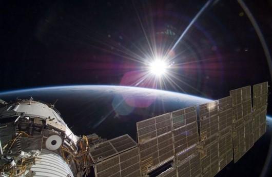 NASA - Zdjecie z ISS 03