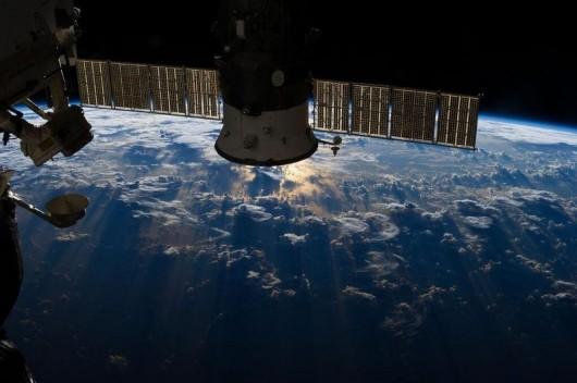 NASA - Zdjecie z ISS 04