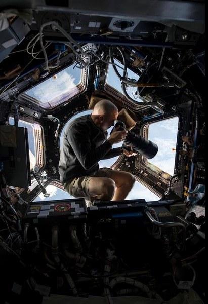 NASA - Zdjecie z ISS 06
