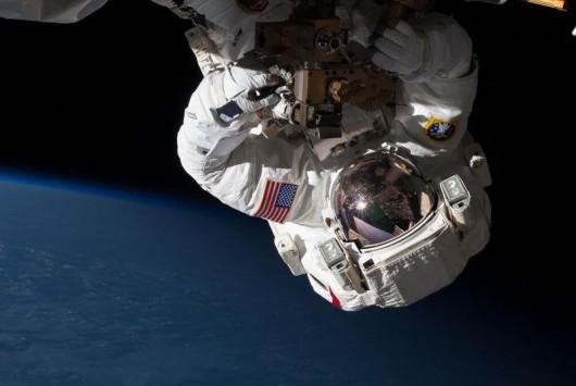 NASA - Zdjecie z ISS 07