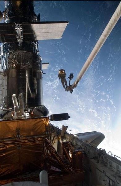 NASA - Zdjecie z ISS 08